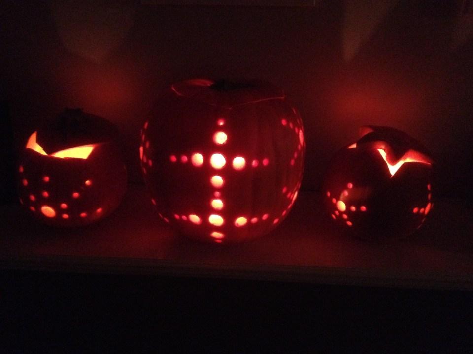 family pumpkins 2013