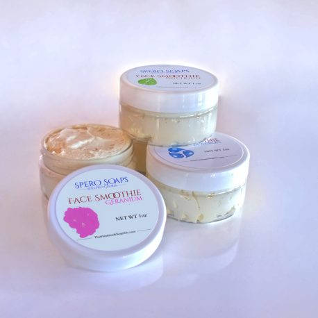 face smoothie natural face butter