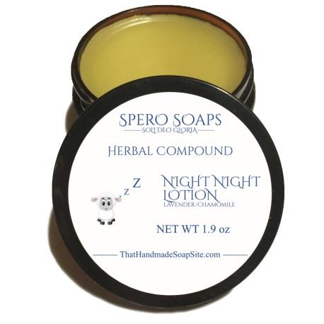 night night lotion alternative