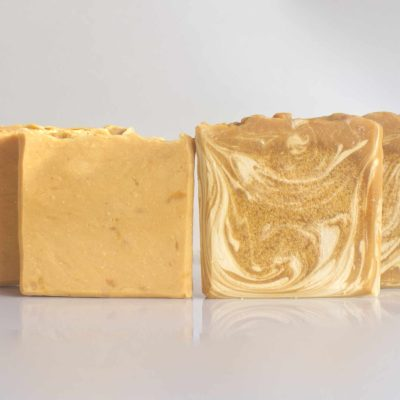 pumpkin spice bath soap