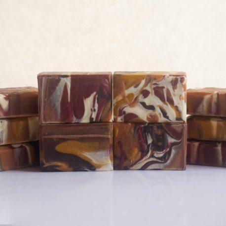 Bonfire/campfire natural soap