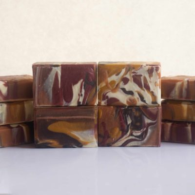 Bonfire/campfire natural soap