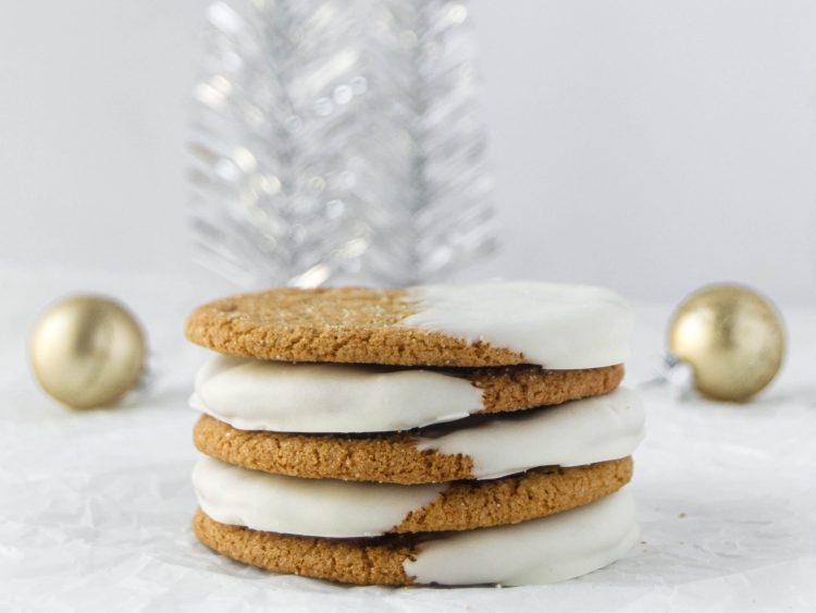 Gingersnap cookies - 30 minutes