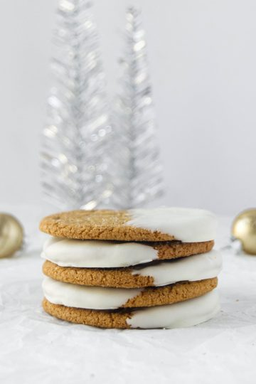 Gingersnap cookies - 30 minutes