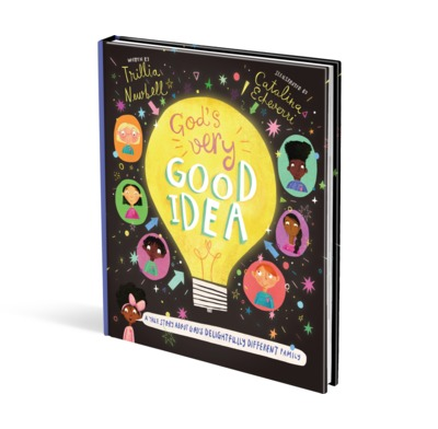 God's Very Good Idea by Trillia Newbell - A Review