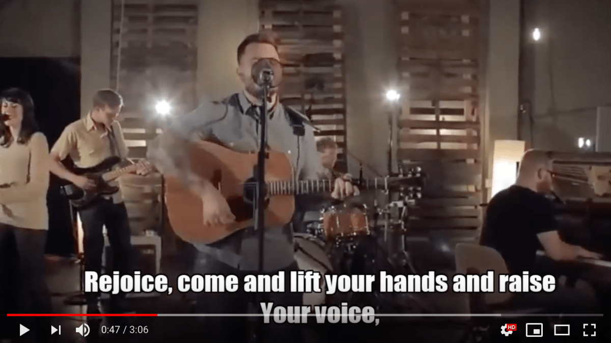 Tune for Tuesday: Rejoice