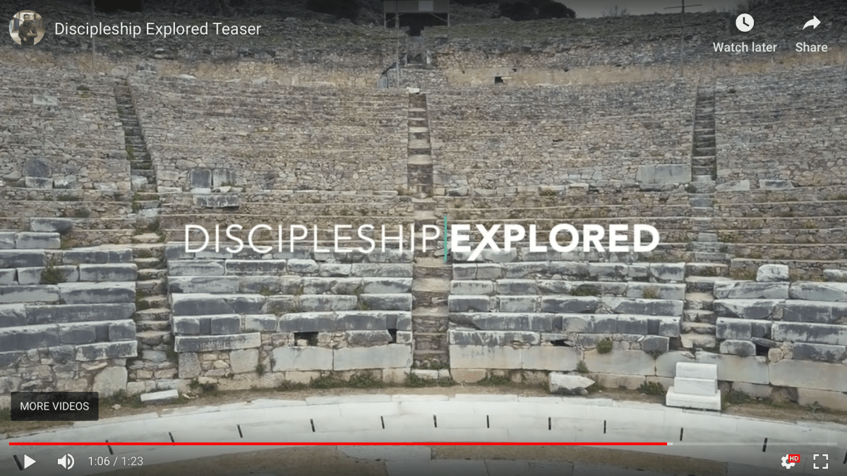 Discipleship Explored - A Review