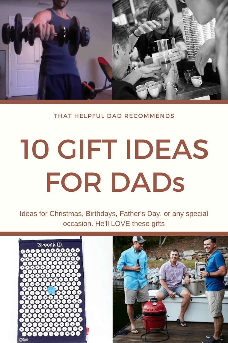 Gifts for Dad - 10 Great Gifts Ideas for Men for Fathers Day ...