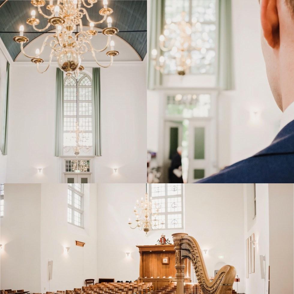 kerk, bruiloft, church wedding, ouderkerk aan de amstel, amstelkerk, witte kerk, bruiloftstyling, wedding styling