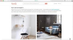 Fonq, in de media, portfolio, String Furniture, wandbureau, interieurinspiratie, thathomepage, (th)athomepage, Linda Hummel