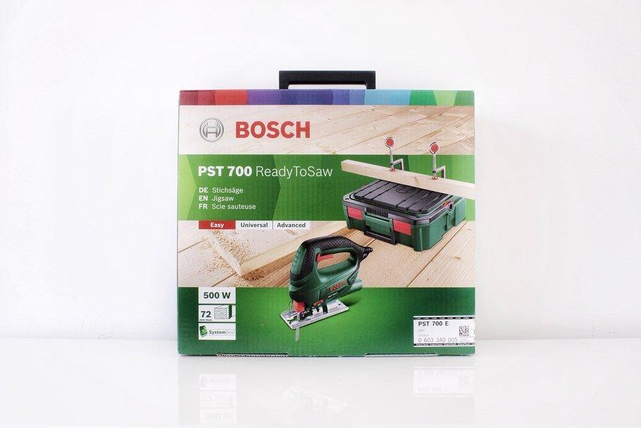 Bosch, Bosch Home & Garden, Bosch decoupeerzaag, decoupeerzaag, PST 700 SystemBox, PST 700, systeembox, Bosch systeembox, Bosch systeembosch, zaag, elektrische zaag, klussen, diy, zelf maken, tuin, tuininspiratie, interieurinspiratie, interieurblog, thathomepage, (th)athomepage