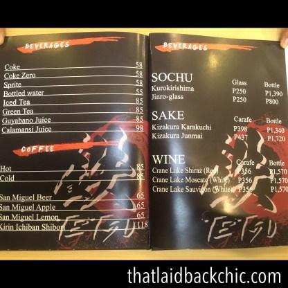 tetsu-drinks