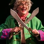 WIN: Tickets to see The Pirate Gran!