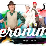 #WIN a family ticket to Geronimo Festival!
