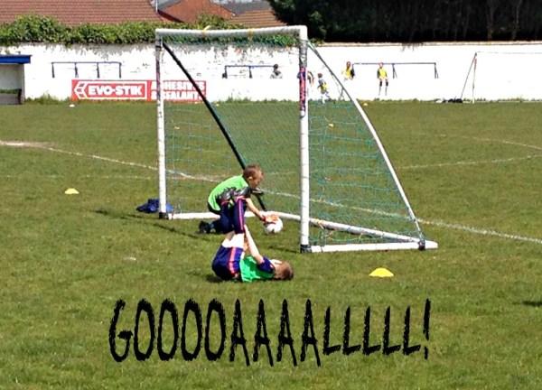 Rowan goal