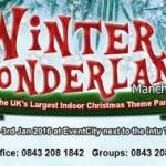 Winter Wonderland returns to Manchester