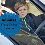 Admiral Young Driver Experience
