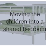 Moving the children into a shared room