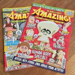 Giveaway: Win a copy of Amazing! Magazine
