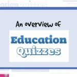 Keep your kids on track with Education Quizzes