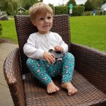 Children's Fashion: Leggings by The Princess and the Frock