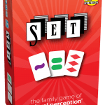 Asmodee Blogger Board Game Club: SET review