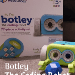 Review: Learning Resources Botley the coding robot