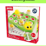 Review: BRIO Play & Learn Musical Caterpillar