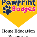 Home Education Resource: Pawprint Badge Challenges