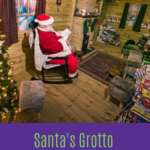 [AD: Review] Santa's Grotto at Chill Factore
