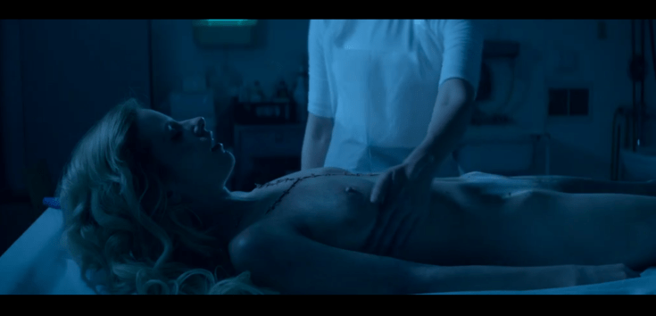 The Neon Demon Necrophiliac Scene