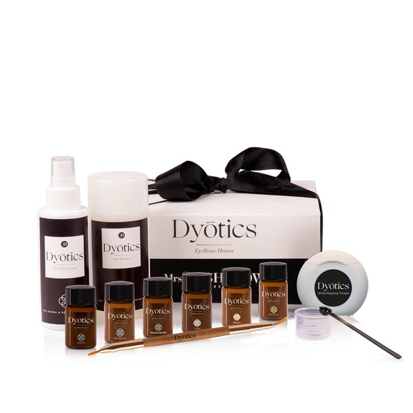 dyotics henna brow starter kit