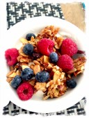 Very More-ish Granola