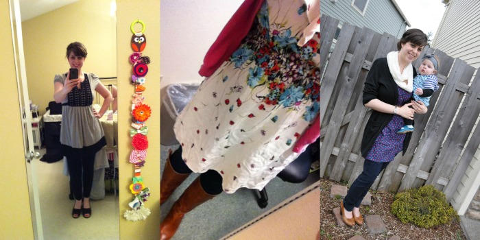 tunics collage
