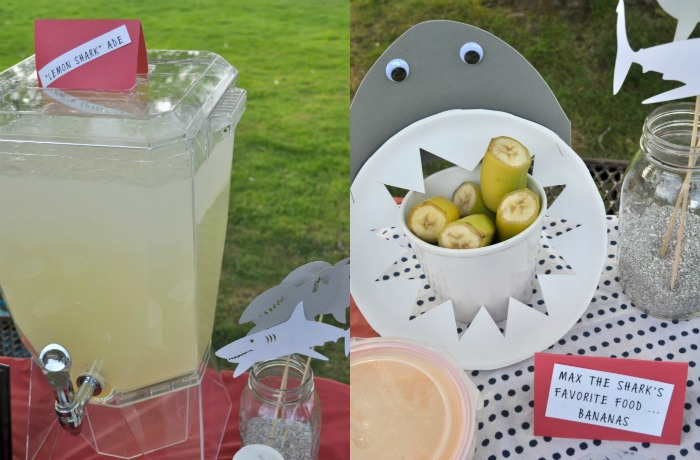 shark party 14