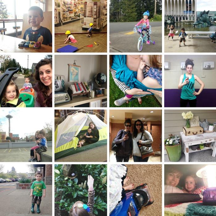 spring break 2015 collage