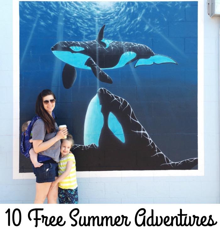 10 FREE Summer Adventures