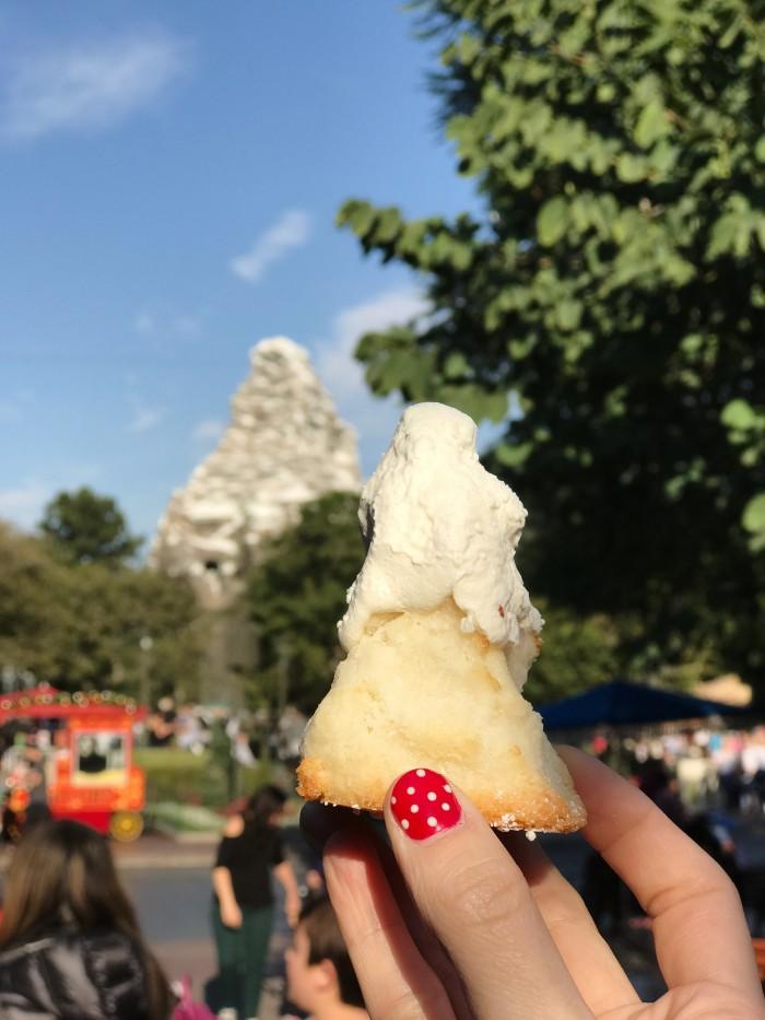 Disneyland macaroon