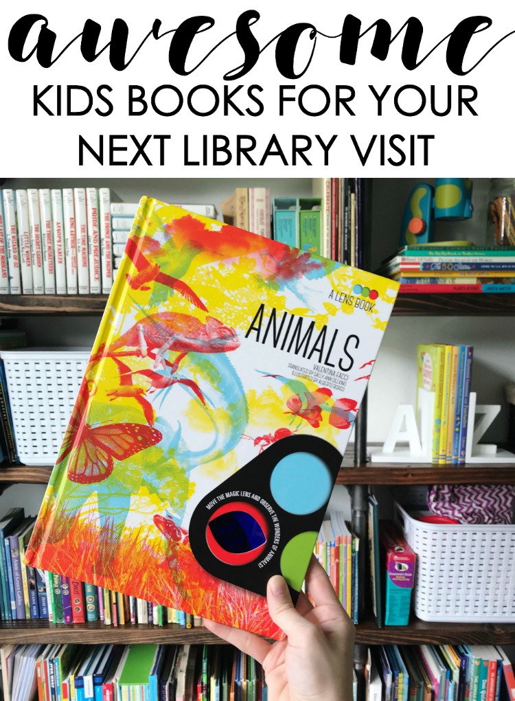 11 AWESOME Kid Books For Your Next Library Visit
