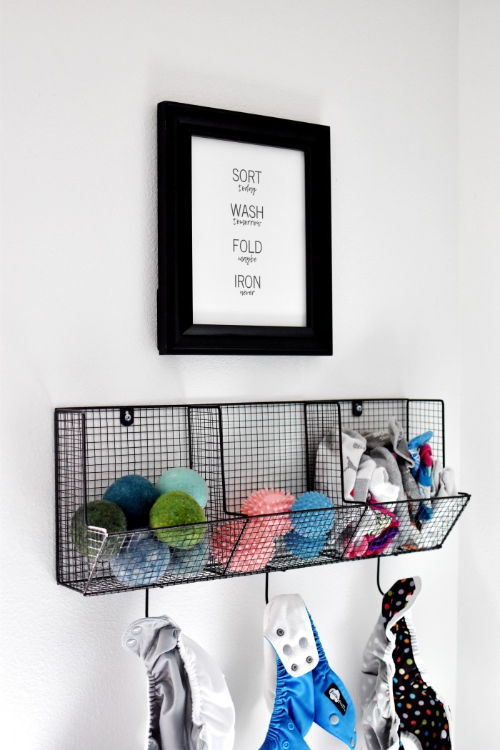 laundry room free printable