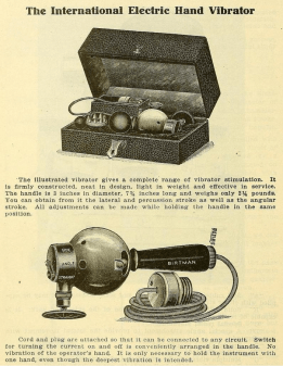 The Electromechanical Vibrator (Source: http://brobible.com/life/article/things-you-didnt-know-vibrators/?utm_source=huffingtonpost.com&utm_medium=referral&utm_campaign=pubexchange)