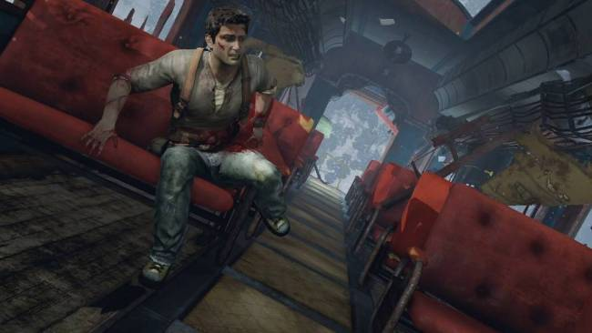 Uncharted 2: Amongst Thieves