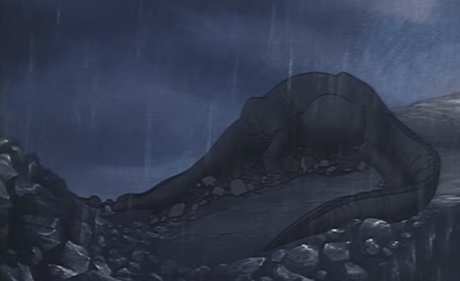 That Moment In 'The Land Before Time' and Why Littlefoot's