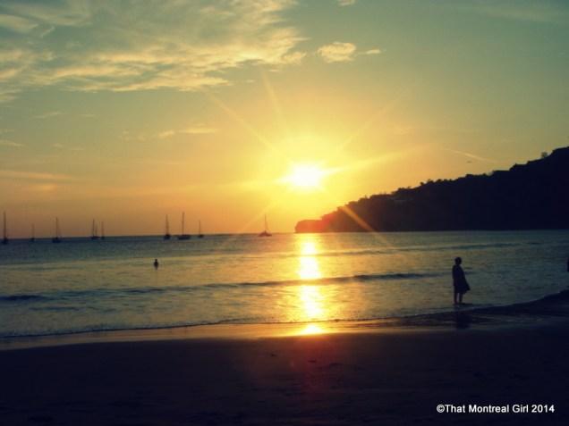 Sunset San Juan Del Sur, NA (2)