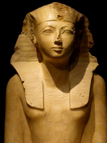 Bust of Hapshepsut from the Met In New York