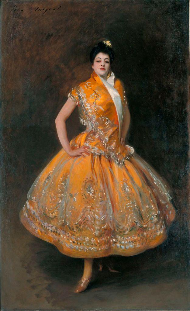 Carmencita, 1890