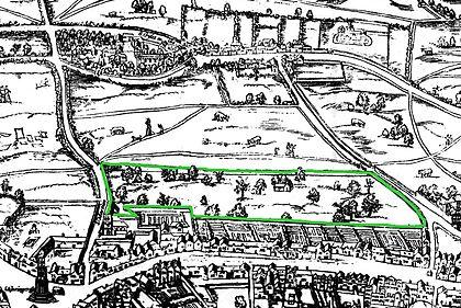 Covert Garden 1560s