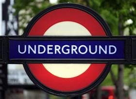 London Underground Sign