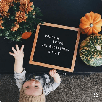 7 Letterboard Ideas for Fall