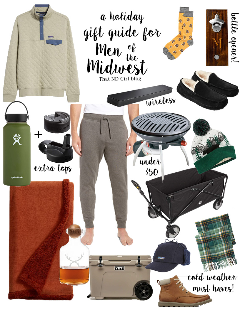 2018 Holiday Gift Guide For The Midwest Man That Nd Girl